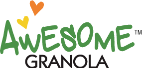 home snack foods awesome granola logo tm food allergy and intolerance category